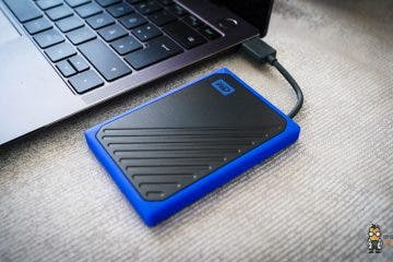 WD MyPassport GO 500 GB SSD Western Digital Mobilegeeks