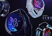 Garmin Venu: Neue Sportuhr mit AMOLED-Display