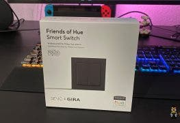 Senic & Gira Friends of Hue Smart Switch Test – Ohne Strom & Batterien