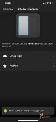 Senic & Gira Friends of Hue Smart Switch Philips Hue Test Mobilegeeks