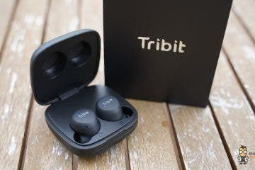 Tritbit Flybuds True Wireless Kopfhörer Test Mobilegeeks