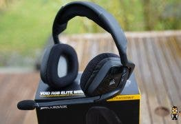 Corsair Void RGB Elite Wireless im Test – Kabellose 7.1 Gaming-Kopfhörer