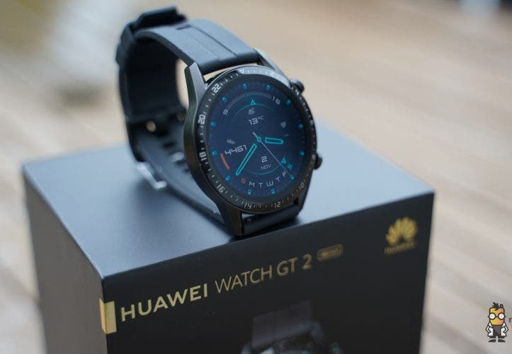 Huawei Watch GT 2 Smartwatch Uhr Mobilegeeks Test