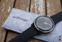 Withings Move ECG im Test – Fitnessuhr und portables EKG