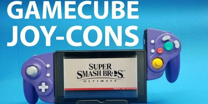 DIY: So bastelt man sich GameCube Joy-Cons für die Nintendo Switch