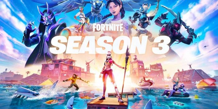 Fortnite Saison 3 – Epic zeigt überflutete Map