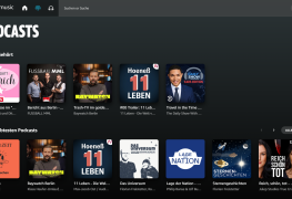 Amazon Music ab sofort auch mit Podcasts