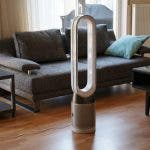 Dyson Pure Cool Luftreiniger Ventilator Review Test Mobilegeeks