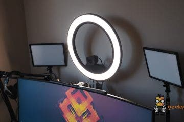 Elgato Ring Light Review Test Mobilegeeks