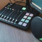 Rode Rodecaster Pro Home Office Mobilegeeks 1274
