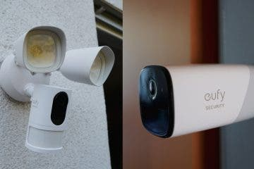 Eufy Smart Floodlight Security Camera Sicherheitskamera Test Review Mobilegeeks