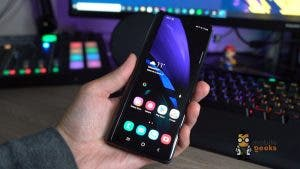 Samsung Galaxy Fold 2 5G Foldable Smartphone Test Review Mobilegeeks