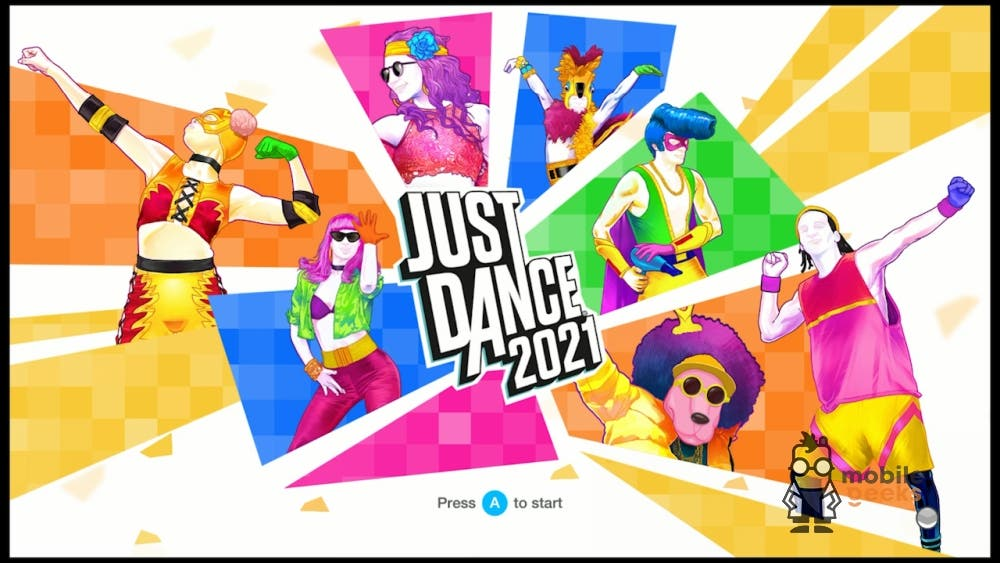 Just Dance 2021 Nintendo Switch Tanzspiel Test Mobilegeeks