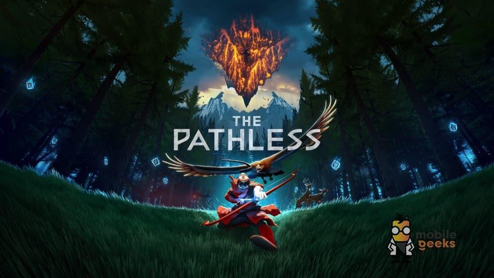 The Pathless PS5 Playstation 5 Test Mobilegeeks