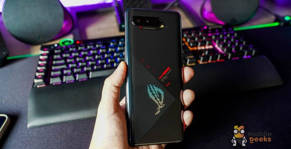 Asus ROG Phone 5 Test Review Mobilegeeks
