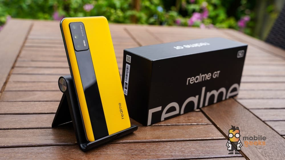 Realme GT Smartphone Test Review