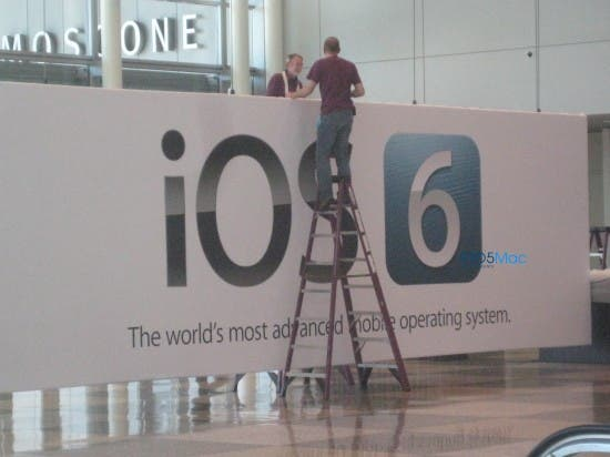 iOS6 Banner zur WWDC12 (9to5mac.com)