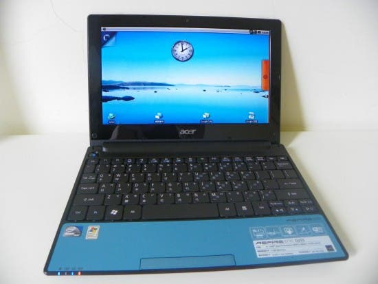 Acer Aspire One D255 Android