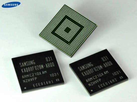 "Samsung ""Orion"" Dual Core ARM Cortex-A9 SoC"